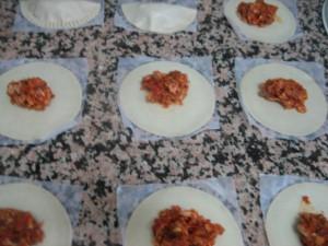 32 300x225 Empanadillas al Horno Rellenas con Carnes del Cocido