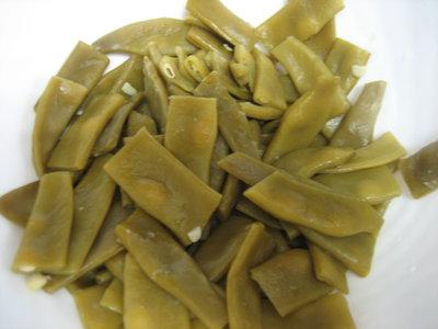 Ensalada de jud as verdes con pollo asado las recetas de - Tiempo de coccion de judias verdes ...