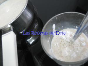 41 Hojaldre Relleno de Crema de Horchata