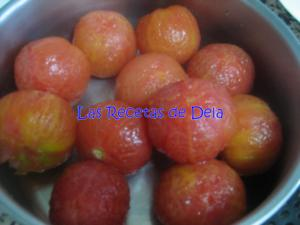 como se hace el tomate concasse